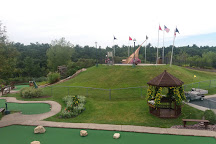 Pirate's Cove Adventure Golf, Wisconsin Dells, United States