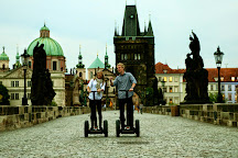 Prague On Segway, on E-Scooter, on Quad, Prague, Czech Republic