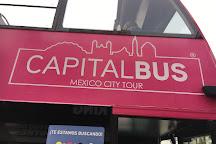 Capital Bus, Mexico City, Mexico