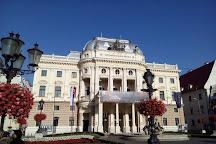 Fontain Ganymed, Bratislava, Slovakia