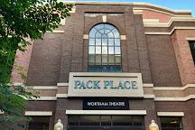 Diana Wortham Theatre, Asheville, United States