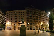 Placa del Rei, Barcelona, Spain
