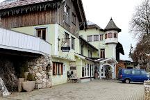 Burgruine Falkenstein, Pfronten, Germany