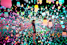teamLab Borderless, Aomi, Japan