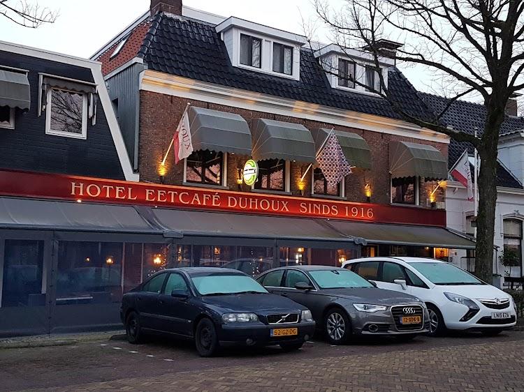 Hotel Café Restaurant Duhoux Wirdum
