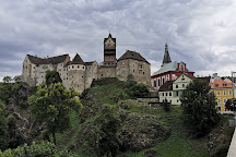 Loket Castle, Loket, Czech Republic