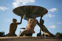 Triton Fountain, Valletta, Malta