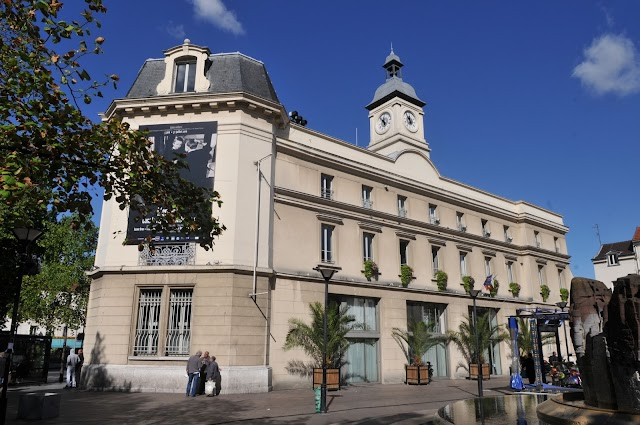 Mairie d'Aubervilliers