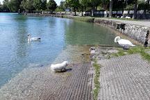 Schadau Park, Thun, Switzerland
