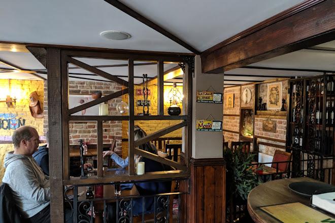 Coach & Horses Pub, London, United Kingdom