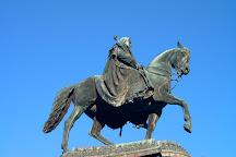 Statue of King John, Dresden, Germany