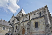 Eglise Saint-Denis, Amboise, France
