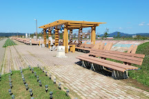 World Longest Bench, Shika-machi, Japan