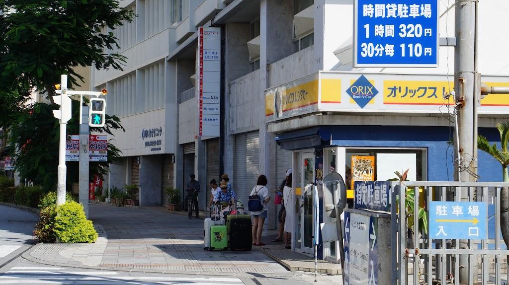 ORIX car rental Miebashi Ekimae