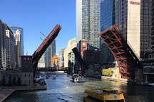 Dearborn Street Bridge, Chicago, United States
