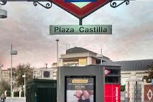 Puerta de Europa - Torres Kio, Madrid, Spain