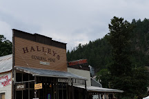 Halley's 1880 Store, Keystone, United States