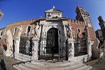Venetian Arsenal, Venice, Italy
