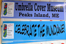 Umbrella Cover Museum, Peaks Island, United States