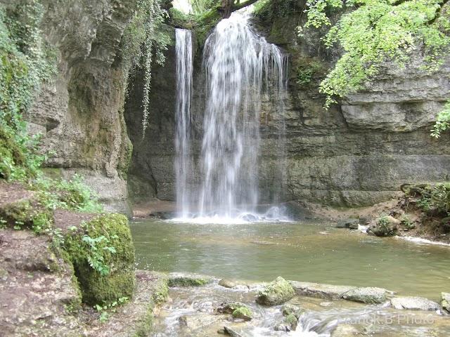 Cascade de La Roche