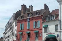 Le Marche couvert, Sens, France