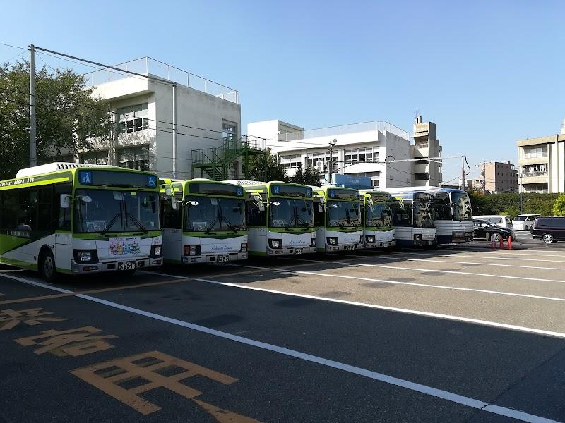 国際興業バス 練馬営業所 (東京...
