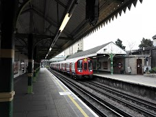 Caledonian Road Station london
