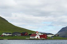 Hvannasund Church, Hvannasund, Faroe Islands
