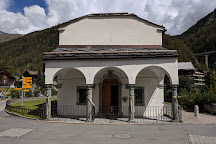 Kapelle Winkelmatten