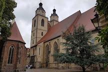 Stadtkirche, Wittenberg, Germany