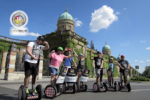 Segway City Tour Zagreb, Zagreb, Croatia