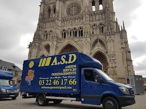 Amiens services déménagement