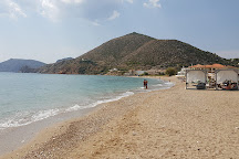 Komi Beach, Chios, Greece