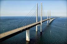 Oresund Bridge, Copenhagen, Denmark