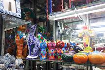 Mercado de Artesanias Zona Rosa, Mexico City, Mexico