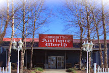 Bright's Antique World, Franklin, United States