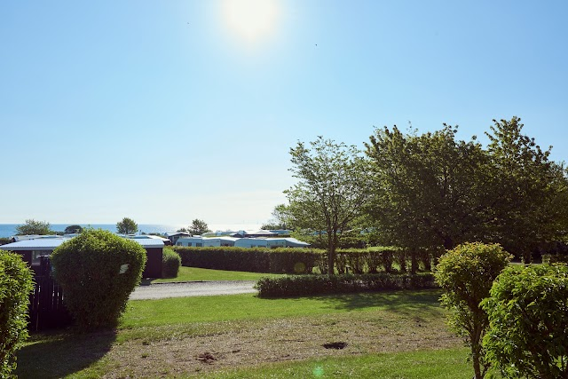 Gronnehave Strand Camping