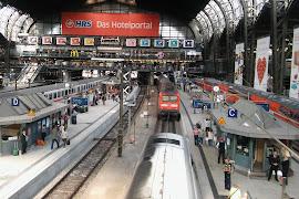 Станция  Hamburg Hbf