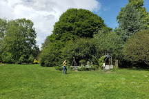 Botanical Gardens at Victoria Park, Bath, United Kingdom