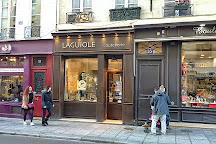 Laguiole cutlery - Paris Ile Saint Louis, Paris, France