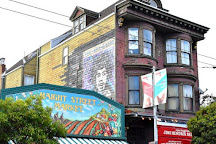The Jimi Hendrix House, San Francisco, United States