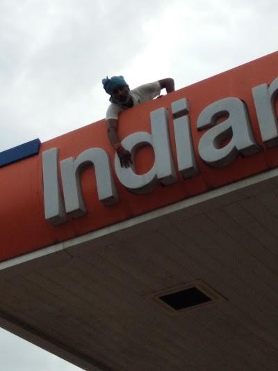 Indian Oil Petrol Pump