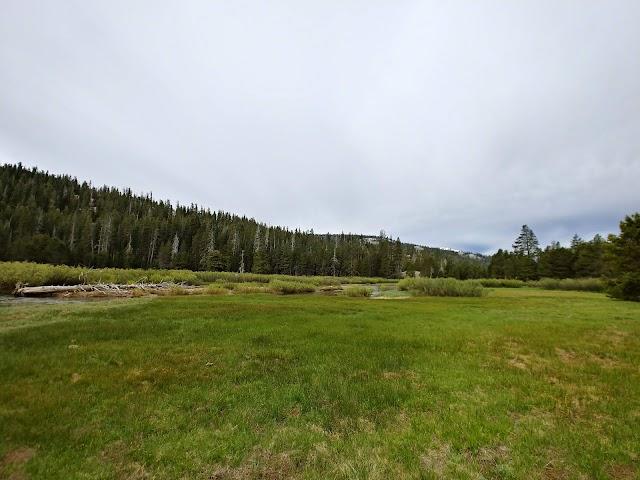 Hermit Valley Campground