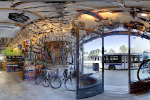 Waterfront Bicycle Shop, New York City, United States