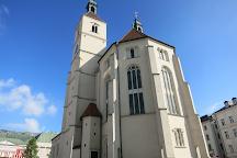 Neupfarrkirche, Regensburg, Germany