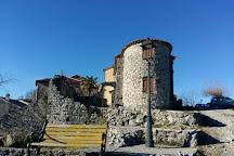 The town of Hum, Hum, Croatia