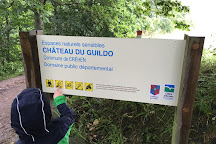 Chateau du Guildo, Crehen, France