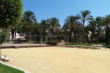 Parque Andaluz, Carboneras, Spain