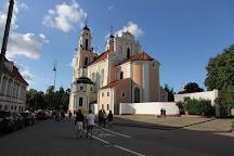 St. Catherine's Church, Vilnius, Lithuania