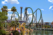 Universal's Islands of Adventure, Orlando, United States